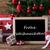 christmas · aanwezig · vrolijk · tekst · bruin · natuurlijke - stockfoto © nelosa
