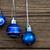 trzy · christmas · kolorowy · wiszący · biały - zdjęcia stock © nelosa
