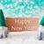 turqoise gnomes with card happy new year stock photo © nelosa
