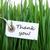 Label · спасибо · белые · цветы · цветы · древесины - Сток-фото © nelosa