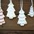 絞首刑 · クリスマスツリー · ビスケット · 食品 · クリスマス · お菓子 - ストックフォト © nelosa