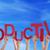 mãos · produtividade · muitos · palavra · isolado - foto stock © nelosa