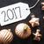 ностальгический · рождественская · елка · день · карт - Сток-фото © nelosa