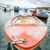 небольшой · лодка · морем · черный · воды · реке - Сток-фото © nelsonart