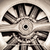 vecchio · motore · pistone · isolato · bianco · texture - foto d'archivio © nelsonart