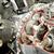 propeller · gép · precizitás · mechanika · bent · klasszikus - stock fotó © nelsonart