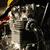 мотоцикл · двигатель · кадр · окна · кафе - Сток-фото © nelsonart