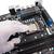 電子 · コレクション · インストール · プロセッサ · 現代 · のCPU - ストックフォト © nemalo