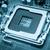 cpu · presa · madre · blu · vuota · processore - foto d'archivio © nemalo