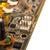 elettronica · raccolta · componenti · circuito · computer · abstract - foto d'archivio © nemalo