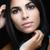 portret · mooie · kaukasisch · vrouw · jonge · vrouw - stockfoto © nenetus