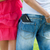 young couple with mobile in the pocket stock photo © nenetus