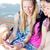 Friends having fun with smartphones stock photo © nenetus