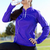 pretty young woman drinking water after running stock photo © nenetus