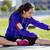 vrouw · runner · benen · lopen · opleiding - stockfoto © nenetus