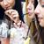 друзей · пить · терраса · группа · счастливым - Сток-фото © nenetus
