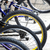 modern · bisiklet · kentsel · park · araba · imzalamak - stok fotoğraf © nenovbrothers