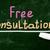 свободный · консультация · бизнеса · технологий · образование · контакт - Сток-фото © nenovbrothers