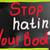 parada · amor · perdón · no · discriminación · racismo - foto stock © nenovbrothers