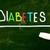 диабет · предупреждение · иллюстрация · красный · белый - Сток-фото © nenovbrothers