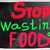 stop wasting food stock photo © nenovbrothers