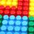 color · infantil · bloques · edificio · ninos · escuela - foto stock © nenovbrothers