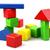 edifícios · fora · brinquedo · blocos · de · construção - foto stock © nenovbrothers