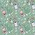 seamless pattern with medical icons stock photo © neokryuger