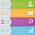 elementos · infografía · presentaciones · plantillas · anual · informe - foto stock © neokryuger