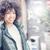 gelukkig · afro-amerikaanse · meisje · jonge · vrouw · glimlachen · lopen - stockfoto © NeonShot