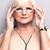 ritratto · senior · donna · indossare - foto d'archivio © NeonShot