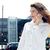 занят · жизни · деловой · женщины · телефон · портрет - Сток-фото © neonshot