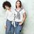 güzellik · portre · iki · kızlar · genç - stok fotoğraf © neonshot
