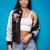 アフリカ系アメリカ人 · 少女 · 着用 · 小さな · 美しい · アフロ - ストックフォト © neonshot