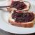 beyaz · ekmek · erik · reçel · dilim · ekmek · tatlı - stok fotoğraf © nessokv