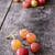wiśni · organiczny · drewniany · stół · kopia · przestrzeń · tle - zdjęcia stock © nessokv