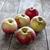 kırmızı · elma · eski · ahşap · ahşap - stok fotoğraf © nessokv
