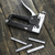 carpentry stapler stock photo © nessokv
