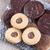 сэндвич · Печенье · Sweet · кремом · пирамида - Сток-фото © nessokv