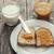 doce · pão · congestionamento · fatia · bolo - foto stock © nessokv