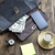 женщину · сумку · кофе · сумочка · деревенский - Сток-фото © nessokv