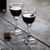 Вишневое · ликер · Vintage · кристалл · очки · темно - Сток-фото © nessokv