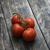 freshly picked ripe red tomatoes stock photo © nessokv