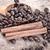 café · ingredientes · grãos · de · café · terreno - foto stock © nessokv