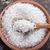 長い · スプーン · 白 · 食品 · 金属 · レストラン - ストックフォト © nessokv