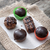 cake · zwarte · koken · taart · schotel - stockfoto © nessokv