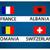 spelers · uitrusting · voetbal · kampioenschap · Frankrijk · 2016 - stockfoto © nezezon