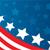 EUA · bandeira · estilo · vetor · estrela · onda - foto stock © nezezon