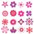 weiß · Kontur · Zeichnung · Blätter · Wasserfarbe - stock foto © nezezon