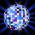 settanta · cerchio · senza · soluzione · di · continuità · wallpaper · design - foto d'archivio © nezezon